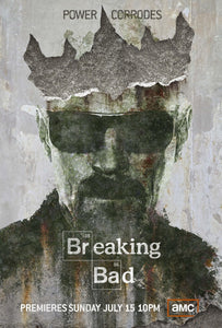Poster Serie Breaking Bad 8