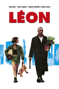 Poster Pelicula The Professional