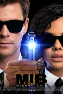Poster Película Men In Black: International