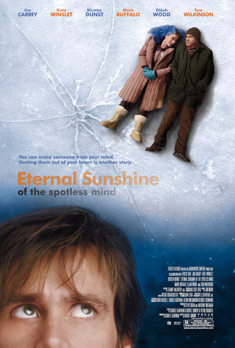 Poster Pelicula Eternal Sunshine of the Spotless Mind