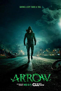 Poster Serie Arrow 10