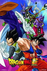 Poster Anime Dragon Ball 7