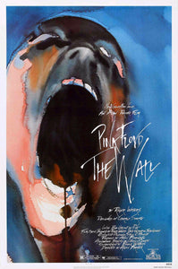 Poster Película Pink Floyd The Wall