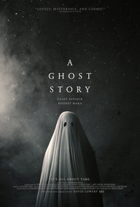 Poster Película A Ghost Story