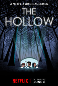Poster Serie The Hollow