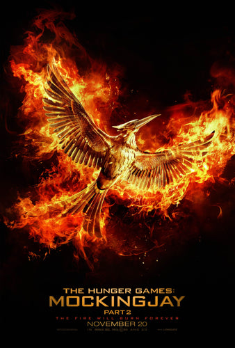 Poster Película The Hunger Games: Mockingjay Part II