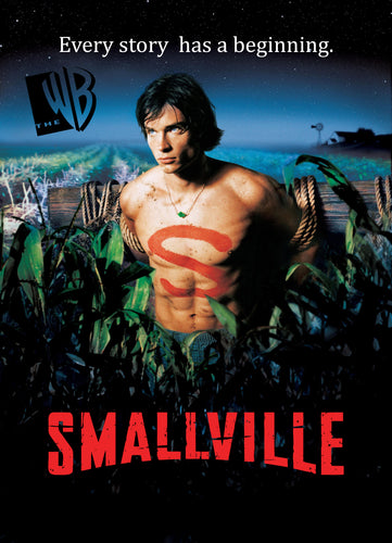 Poster Serie Smallville