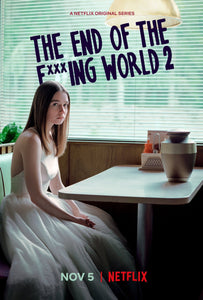Poster Serie The End of the F***ing World