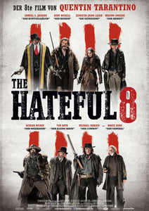 Poster Película The Hateful Eight