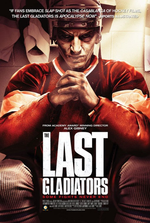 Poster Pelicula The Last Gladiator
