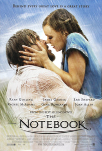 Poster Película The Notebook