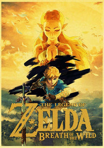 Poster Juego The Legend of Zelda 23