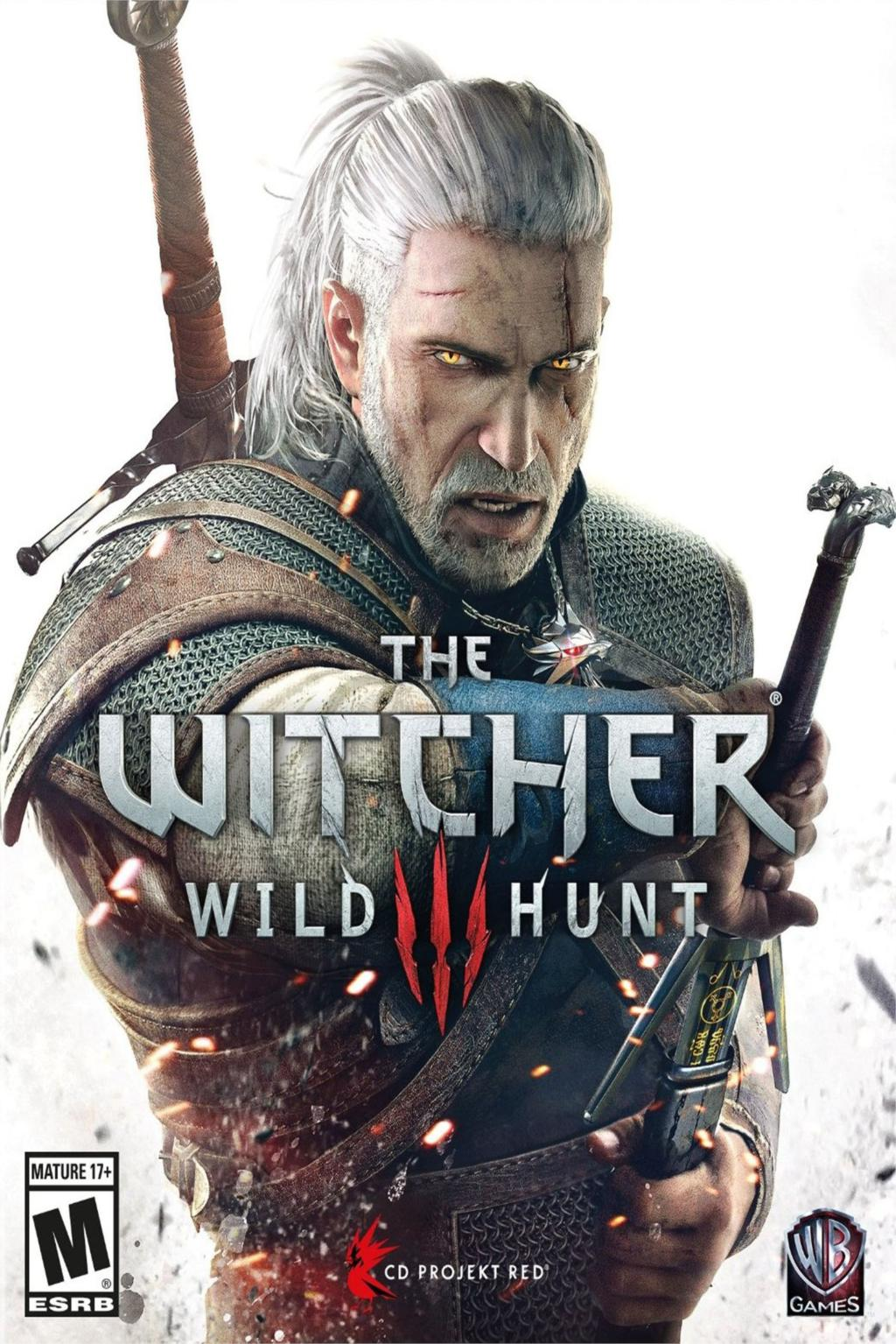 Poster Juego The Witcher 3 3