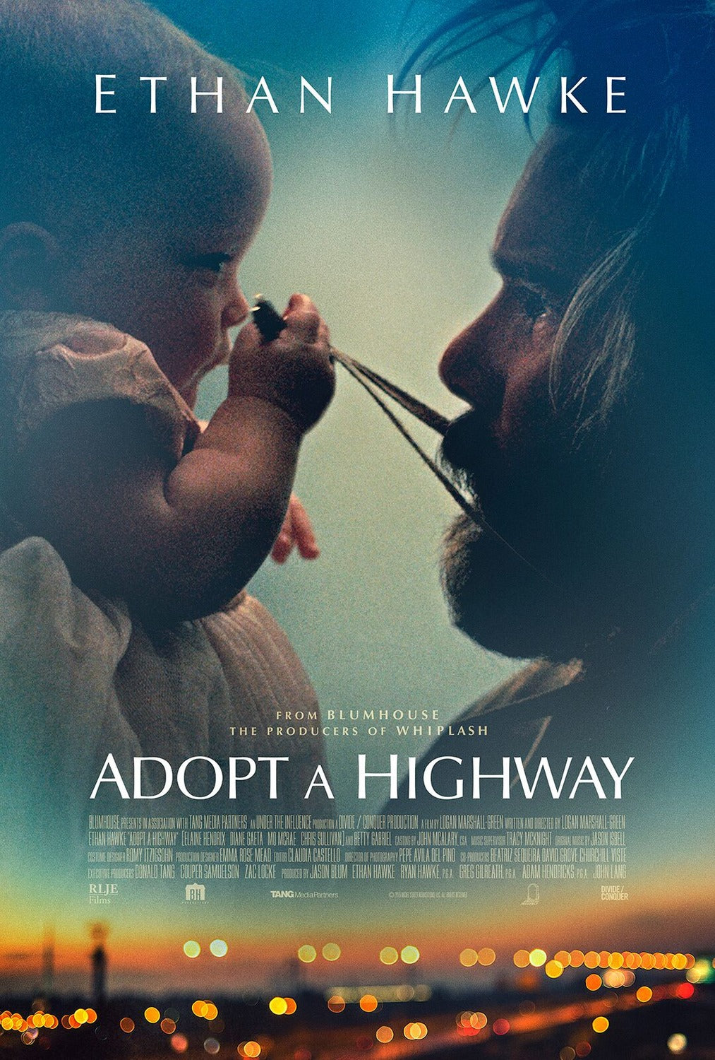 Poster Pelicula Adopt a Highway