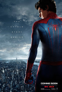 Poster Pelicula The Amazing Spider-Man