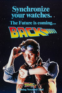 Poster Pelicula Back to the Future II 5