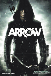 Poster Serie Arrow