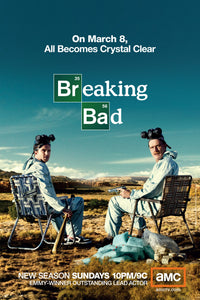 Poster Serie Breaking Bad 10