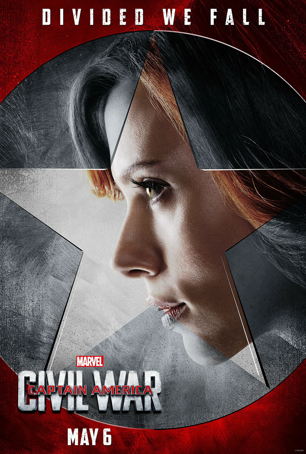 Poster Pelicula Captain America: Civil War 11
