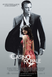 Poster Pelicula Casino Royale