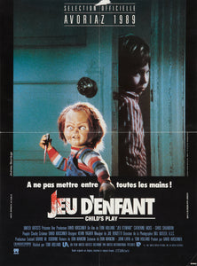 Poster Película Child's Play