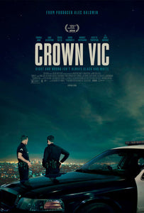 Poster Pelicula Crown Vic