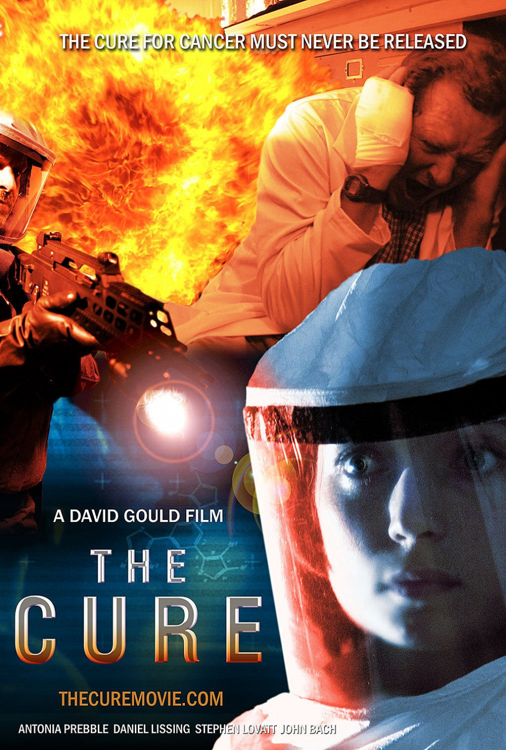 Poster Película The Cure