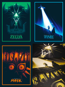 Poster Juego The Legend of Zelda 15
