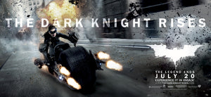 Poster Pelicula The Dark Knight Rises 10