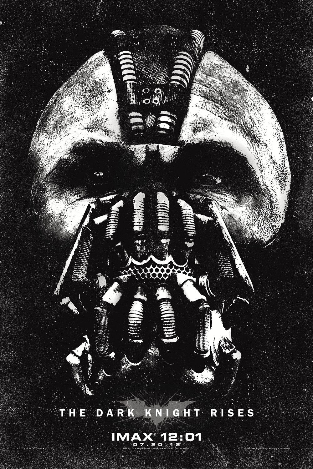 Poster Pelicula The Dark Knight Rises 22