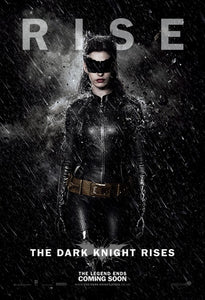 Poster Pelicula The Dark Knight Rises 4