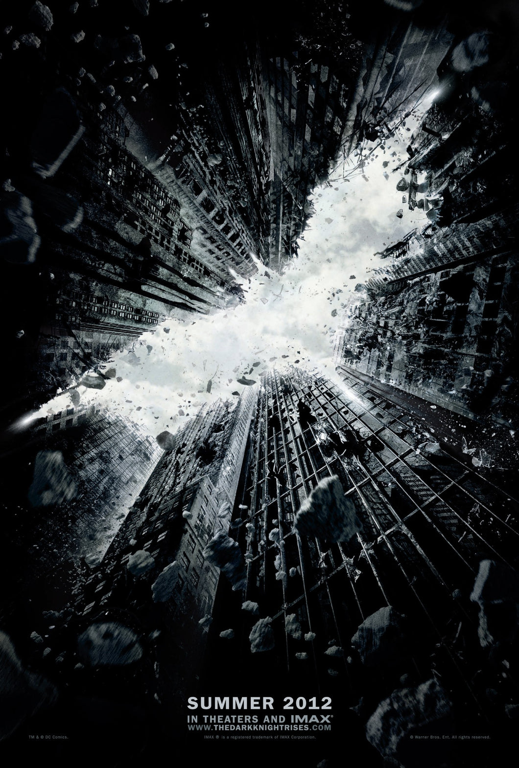 Poster Pelicula The Dark Knight Rises 23