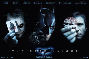 Poster Pelicula The Dark Knight