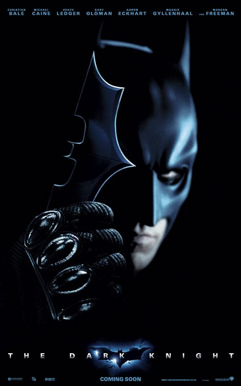 Poster Pelicula The Dark Knight 3