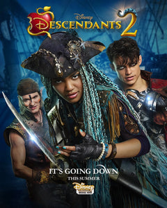 Poster Película Descendants 2