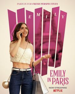 Poster Serie Emily In Paris