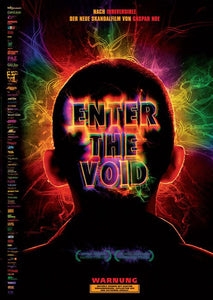 Poster Pelicula Enter the Void