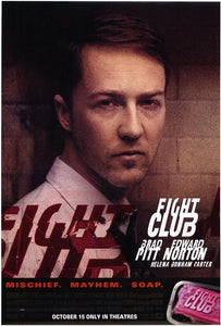 Poster Pelicula Fight Club