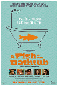 Poster Pelicula A Fish in the Bathtub