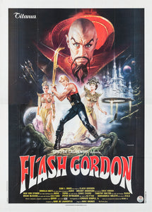 Poster Pelicula Flash Gordon