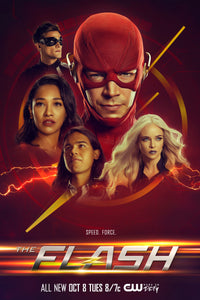 Poster Serie The Flash