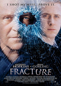 Poster Pelicula Fracture