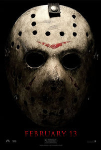 Poster Pelicula Friday the 13th