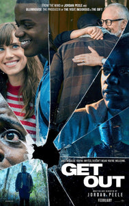 Poster Pelicula Get Out