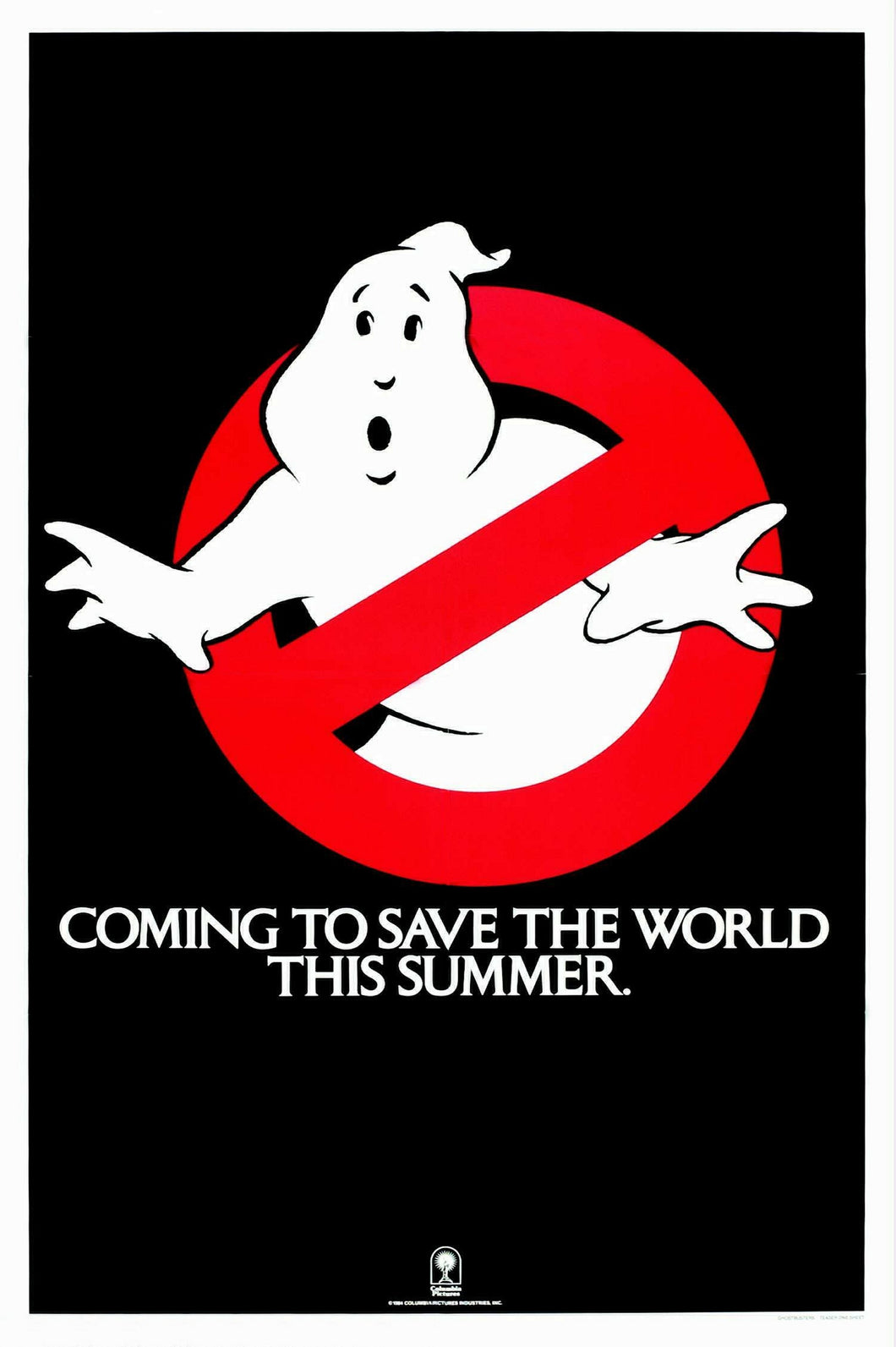 Poster Pelicula Ghostbusters