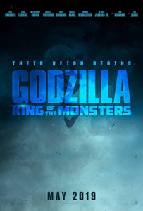 Poster Pelicula Godzilla: King of the Monsters 21