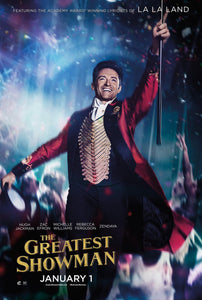 Poster Pelicula The Greatest Showman