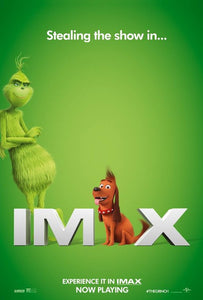Poster Pelicula The Grinch