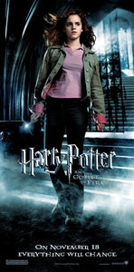 Poster Pelicula Harry Potter and the Goblet of Fire