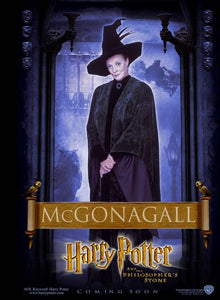 Poster Pelicula Harry Potter and the Sorcerer's Stone